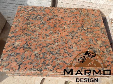 Red Aswan - Granito Egipcio, pulido losas