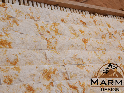 Sunny Medium - Split Face - Wall tiles