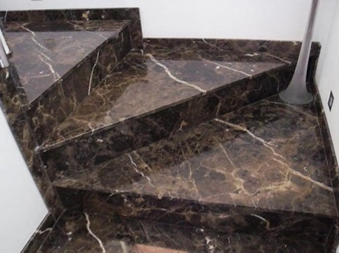 Emprador Double Dark - Brown Marble - Spanish Marble