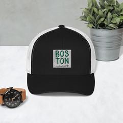 Boston Snapback Cap