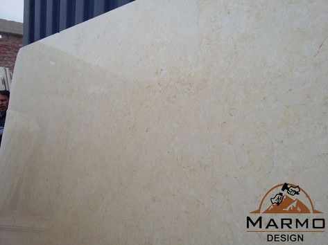 Galala Beige - Polished slabs - Marble Egypt