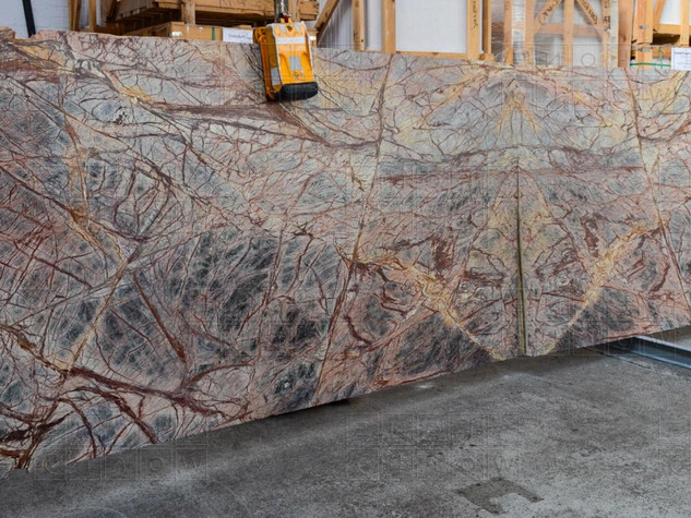 Forest Brown Marble - Indian marble
