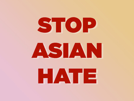 #StopAsianHate Resources