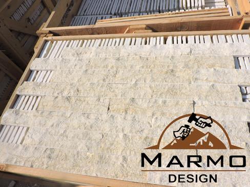 سلفيا منيا   رخام للجدران الخارجية - رخام مصري