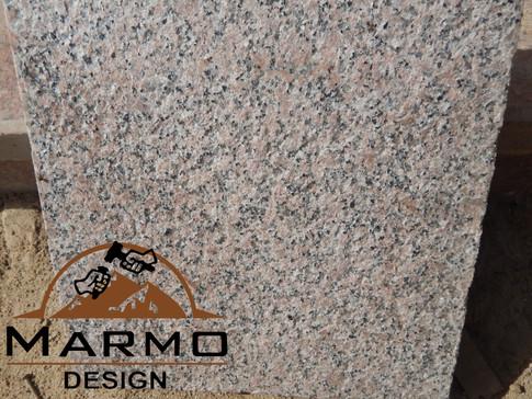 Rosa Hodi - Egyptian Granite - Flamed