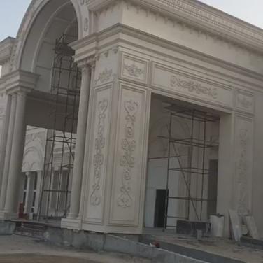 CNC Art-works- Marble Egypt