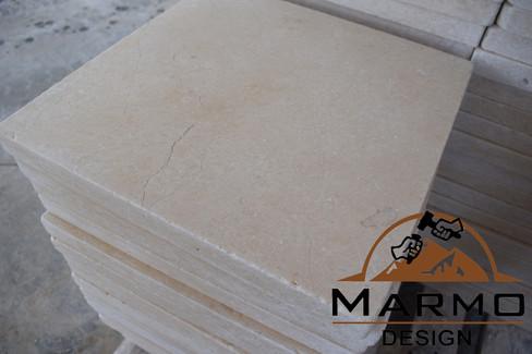 Galala beige - Tumbled tiles - Marble Egypt