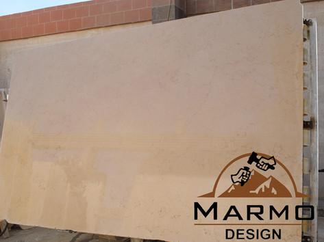 Zafarana Marble - Egyptian marble - polished slabs