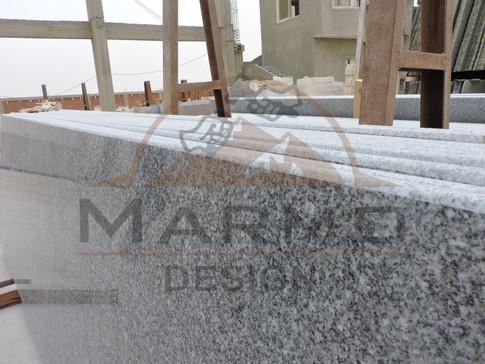 Grey El Sherka Granite - Egyptian Granit