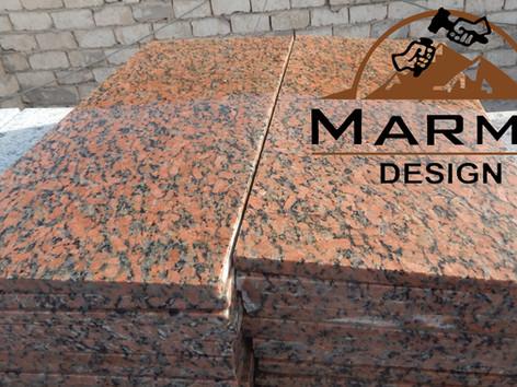 Red Aswan - Egyptian Granite - Red Grani