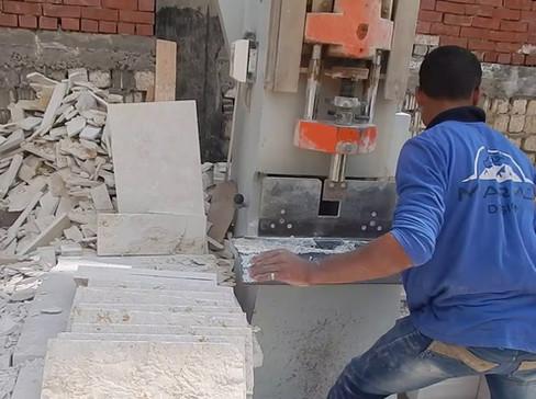 Split Face - Egyptian Marble - wall tiles