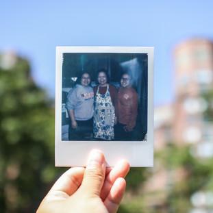 Christina, Yin, & Stephanie