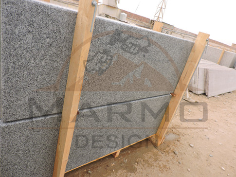 Grey El Sherka Granite - Egyptian Granit