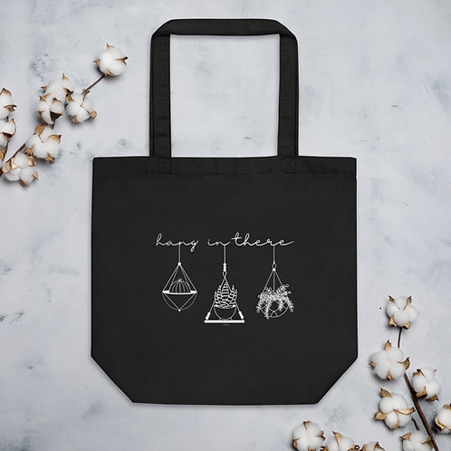 Hang In There Eco Tote Bag: Made-To-Order