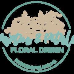 Parties & Petals Logo