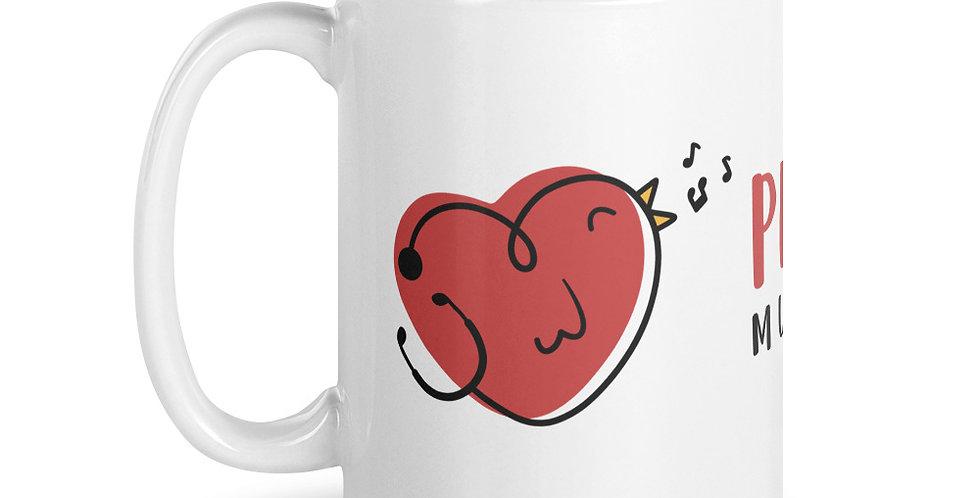 PMT Logo Mug