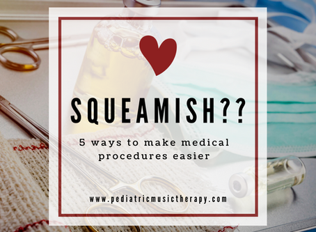 Squeamish? 5 Things That Make Medical Procedures Easier