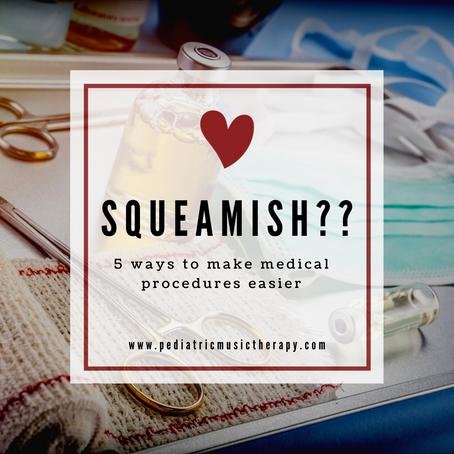 Squeamish? 5 Things That Make Medical Procedures Easier