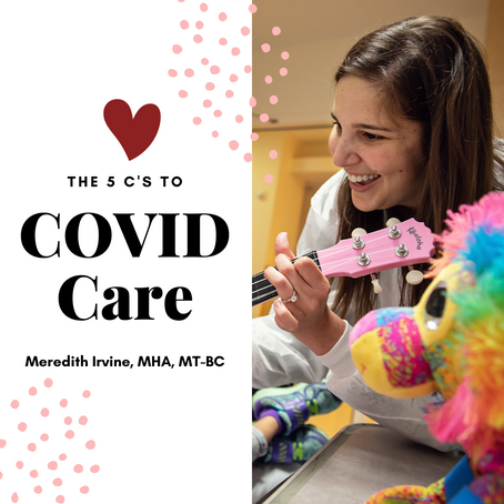 The 5 C's to COVID Care