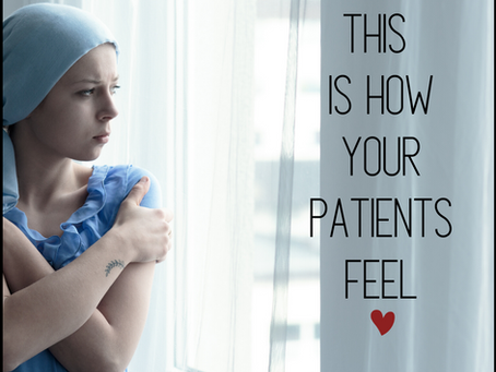 This Is How Your Patients Feel