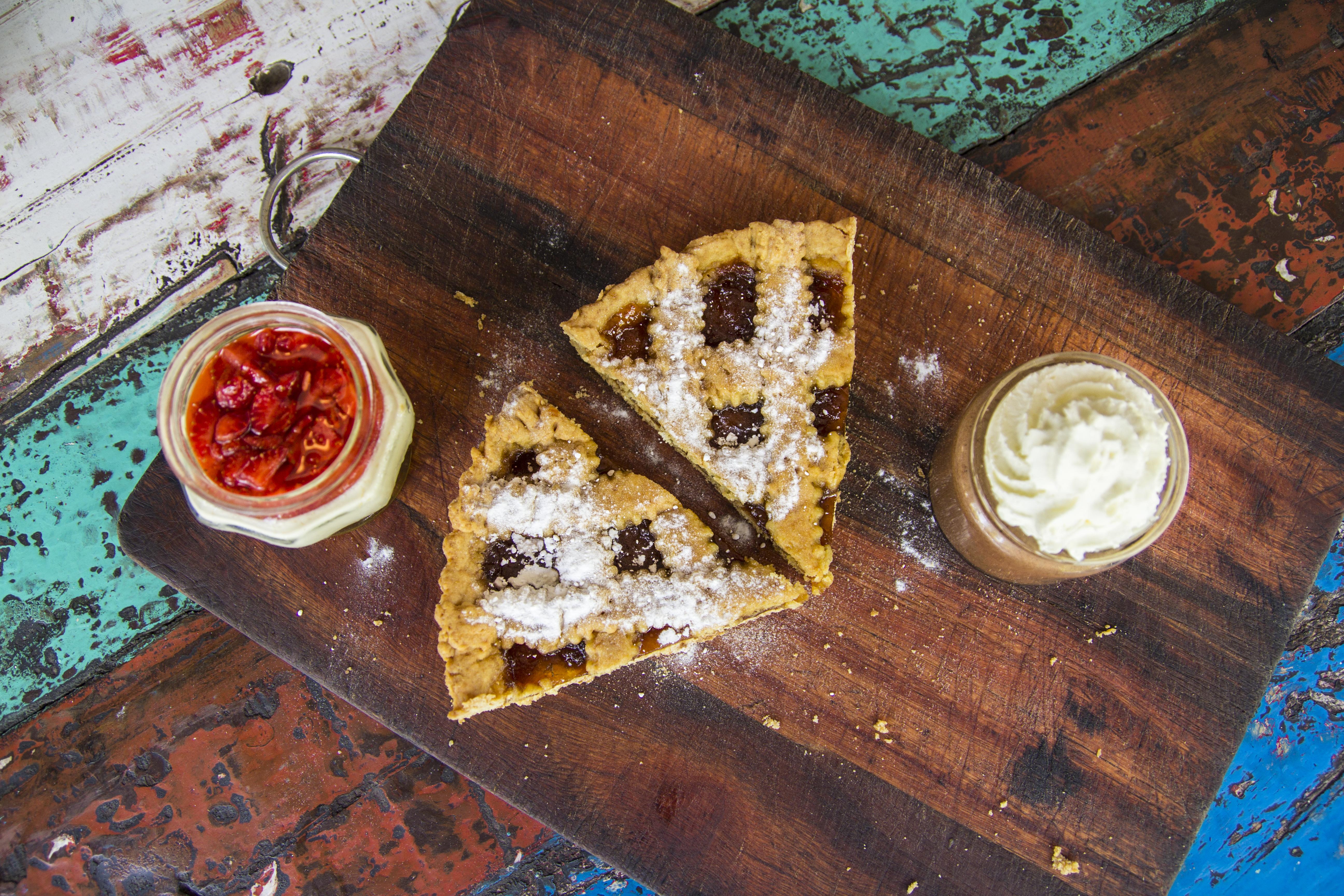 Desert Restaurant Bali La Casetta