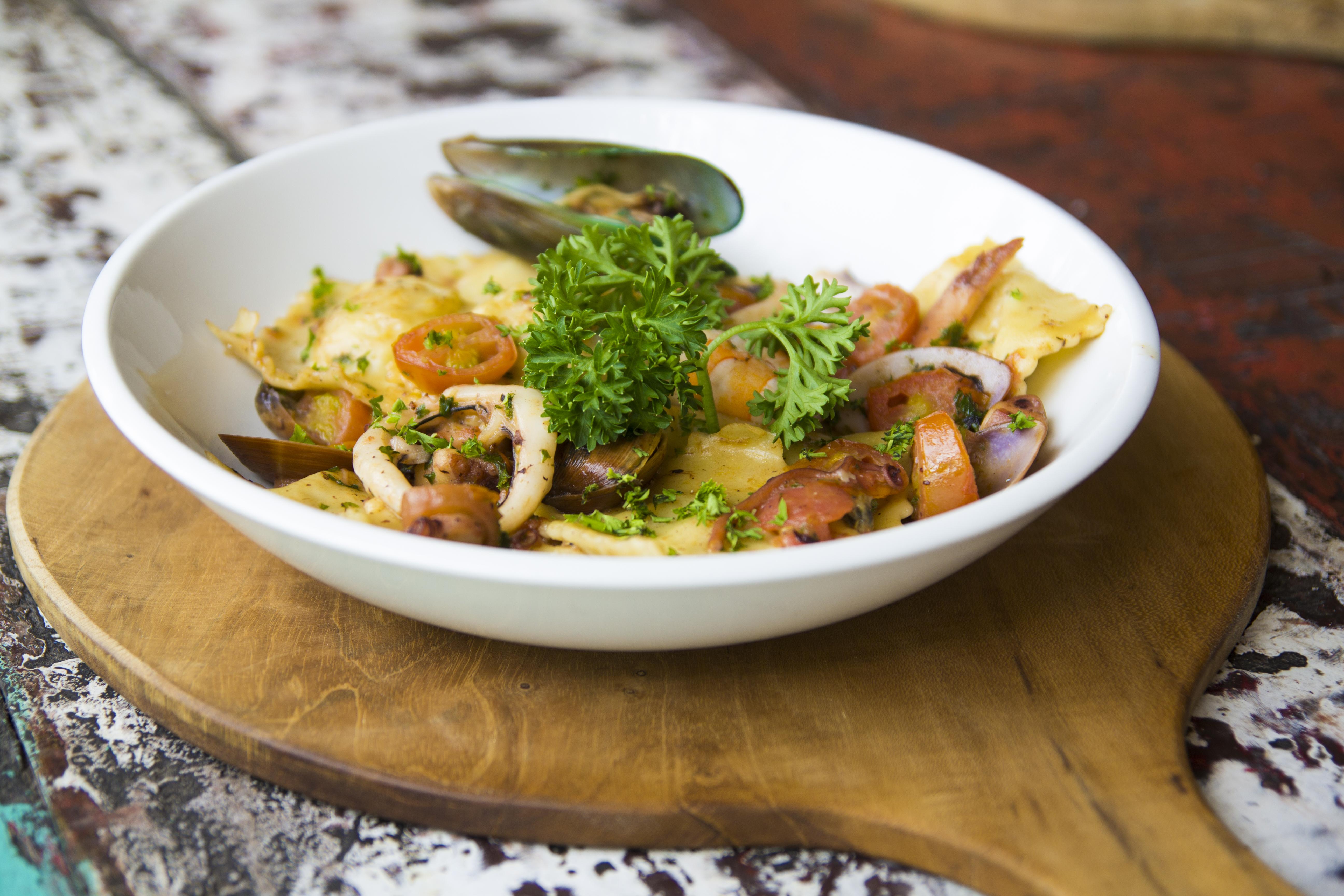 Pasta La Casetta Bali