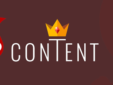 Content is still the Marketing King