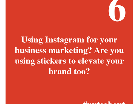 Elevate your brand with stickers