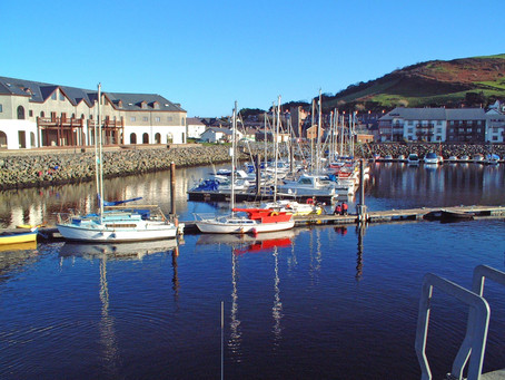5 things about websites in Aberystwyth