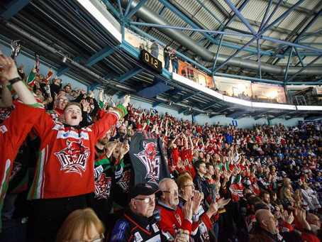 Social Media with the Cardiff Devils