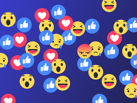 Facebook hiding likes