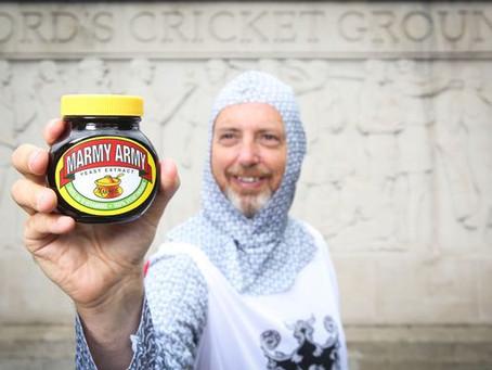 Vegemite vs Marmite in the Ashes