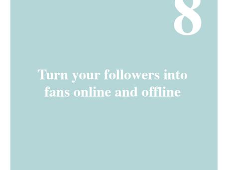 Followers or fans