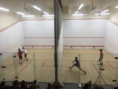Squash Wales go LIVE