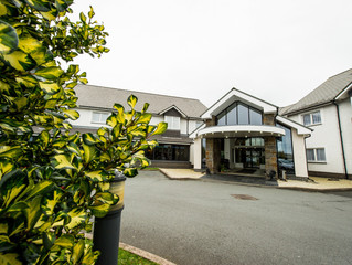 WELCOME TO ABERYSTWYTH PARK LODGE HOTEL