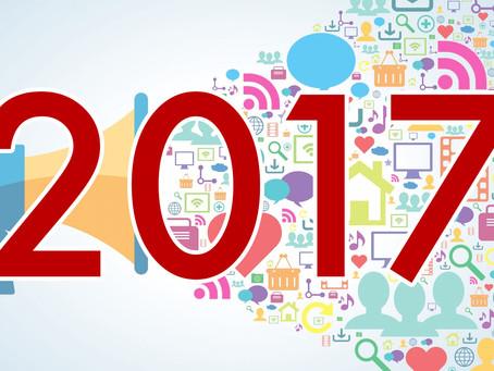 Social media tips to start 2017