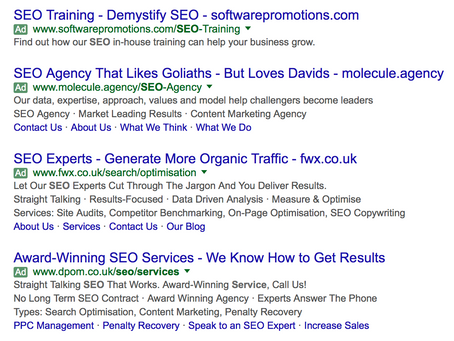 How to do Search Engine Optimisation SEO