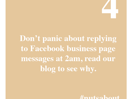 The panic over the response time