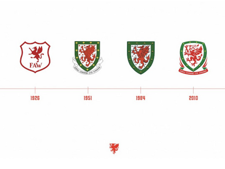 A new look for FA Wales