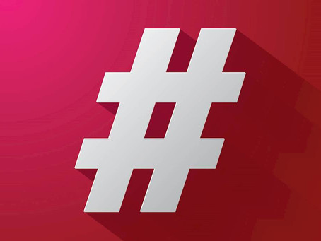 Do you have a hashtag