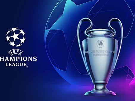 A brand uplift for the Champions League