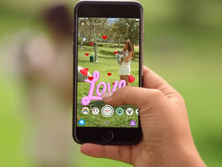 Introducing Snapchat World Lenses