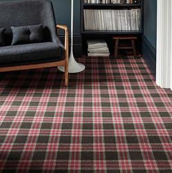 Wool Patterned Carpet