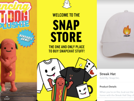 Selling products on Social