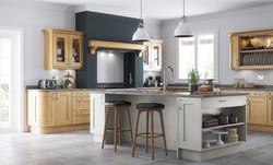 wakefield-light-oak-painted-stone-kitchen-hero-B