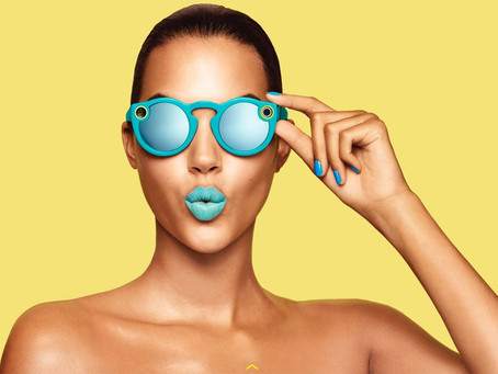Snapchat Spectacles here we come!