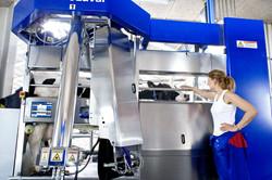 DeLaval Robotic Milking
