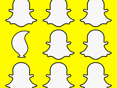 Snapchat update for infinity posts