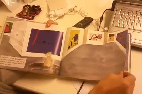 video libro Miro y Pierre