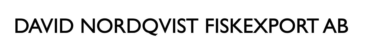 David Nordqvist Fiskexport AB
